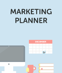 small business marketing planner