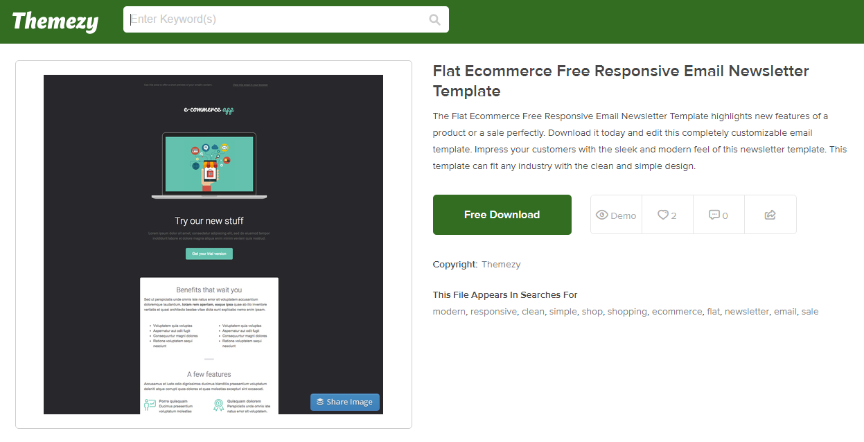 Ready To Elevate Your Email Game You Need These Free Templates - Ecommerce email templates free download