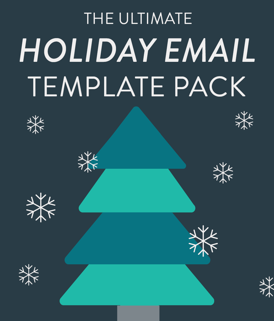 Holiday email templates hatchbuck send season greetings kristyandbryce Images