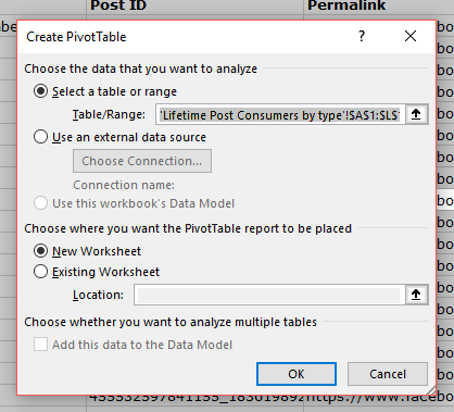 How to Use Pivot Tables To Gain Insights From Your Marketing Data